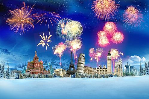 Путешествие - Новый год по всему миру