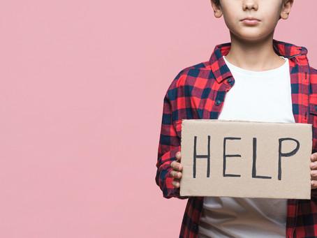 Help! Ik durf geen hulp te vragen!