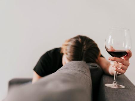 Natuurlijk ben ik niet verslaafd aan alcohol!