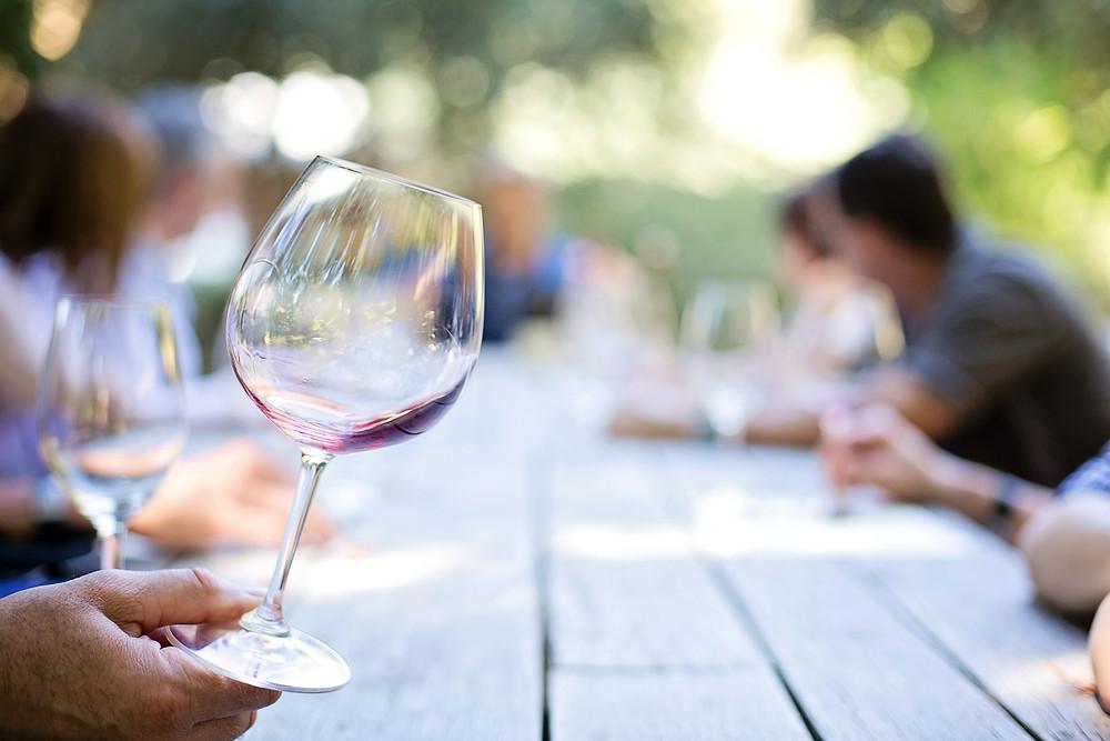 christen en verslaafd aan alcohol