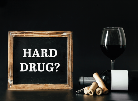 Alcohol = harddrug?