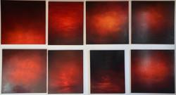 Jean Soubeyran - Peinture encres