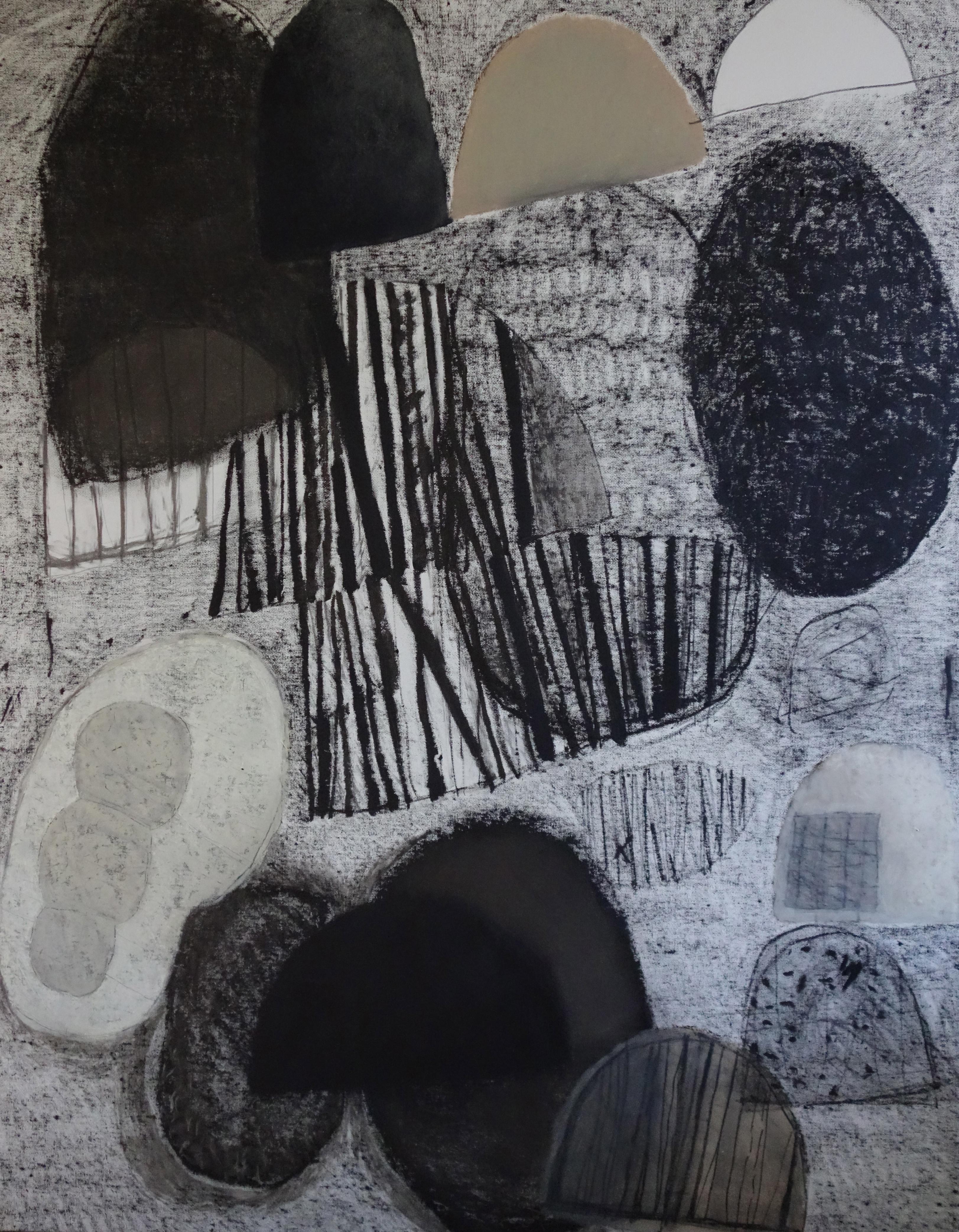 Jean Noël Baches : Peinture