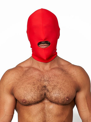 MrB Lycra Hood - Mouth Only