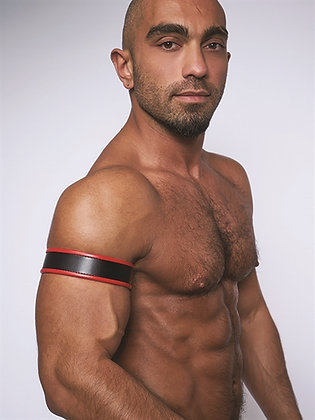 MrB Leather Bicep Band