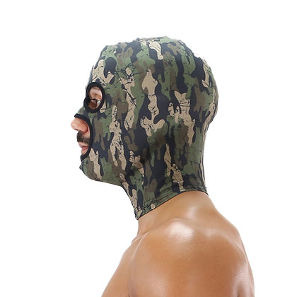 Camouflage Master Hood Camo ToF at Bar Cru Store