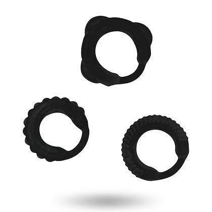 3 COCK RINGS