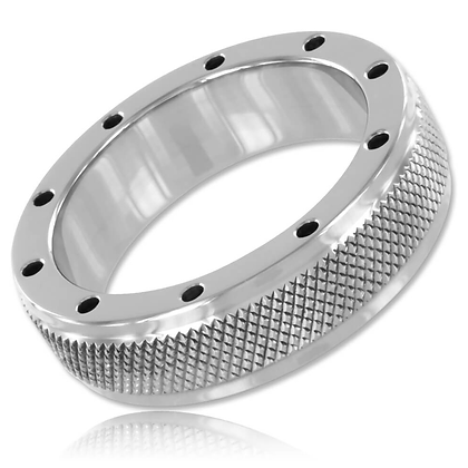 STEEL COCK RING