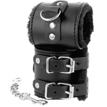 FUR WRIST RESTRAINTS