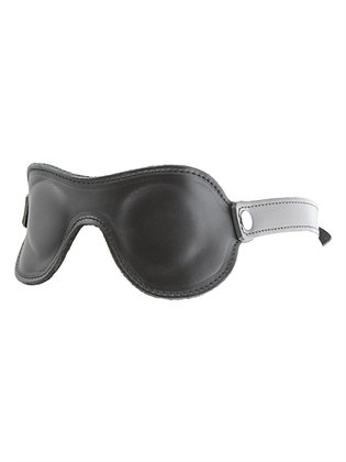 MrB Leather Blindfold