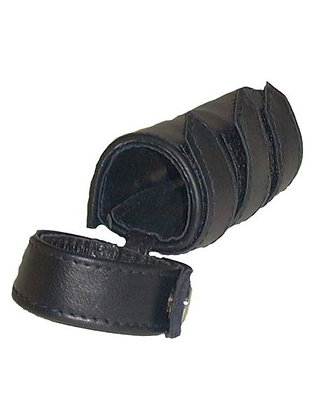 MrB Leather Cockstrap with Sheath