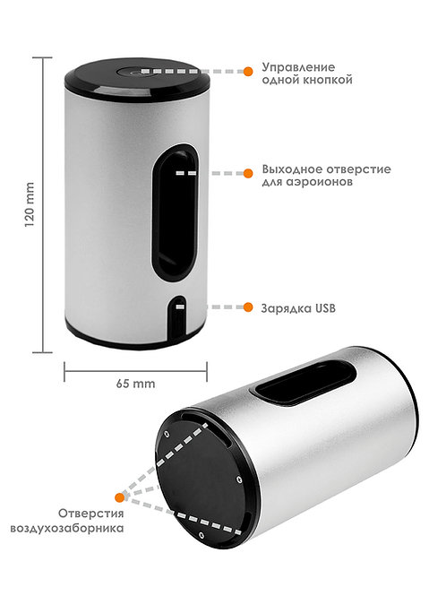 Очиститель воздуха ST837
