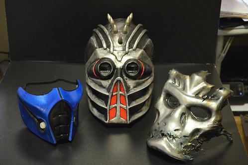 MK9/MKX Blurr mask/helmet