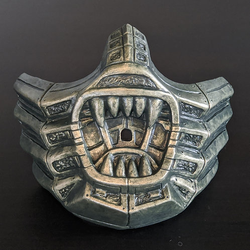 MK Movie Saurian mask