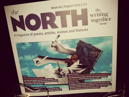 We're in t'North!