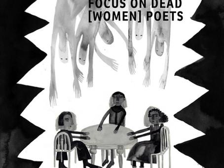 Launching Origins of the Fire Emoji: Dead [Women] Poets Focus of MPT