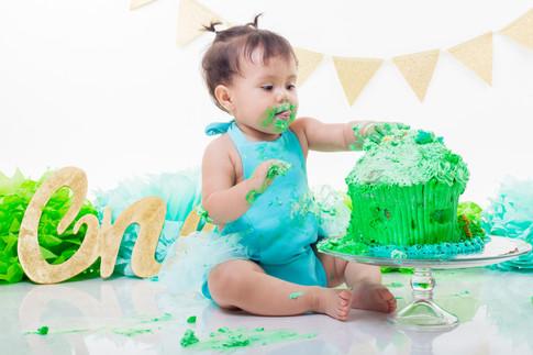 Sesión Smash Cake