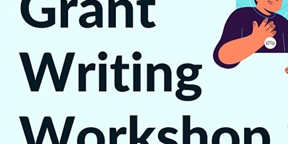 Grant Writing Workshop 101