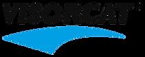 Visorcat logo black blue.png