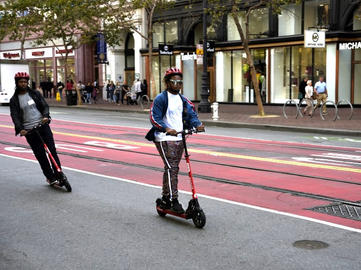 Equity in Micromobility & Sustainable Cities