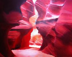 Canyon 11x14