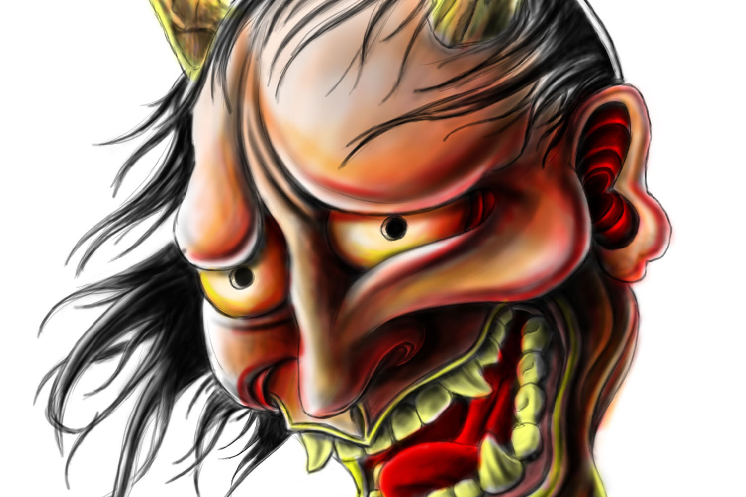 Hannya Mask Red_1.jpg