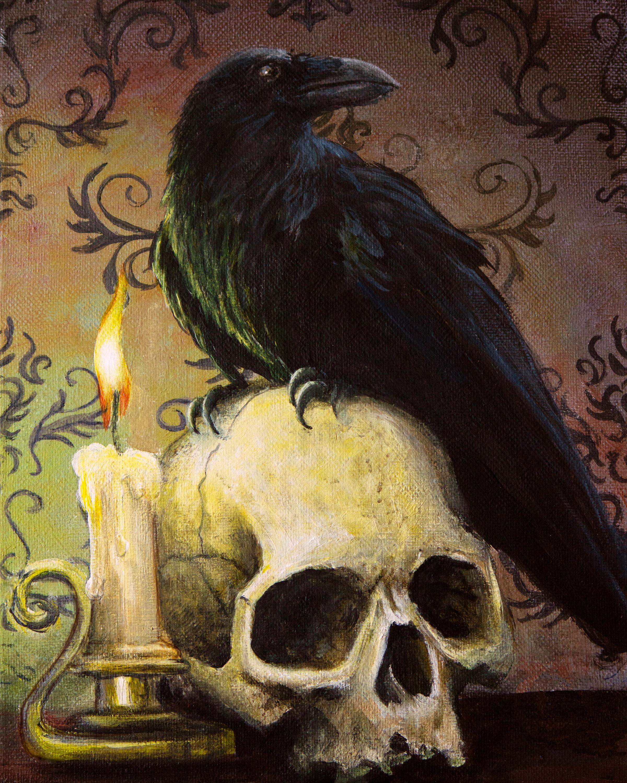 The raven edit