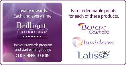 Brilliant distinctions rewards