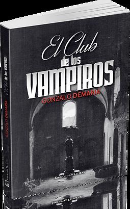 Libro El Club de los Vampiros