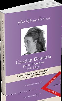 Libro Cristián Demaría
