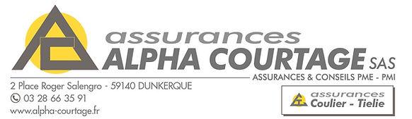 Logo Alpha Courtage