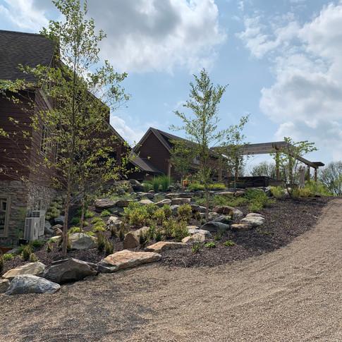 Mathiesen Landscape Installation
