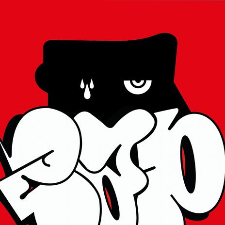 """Autore: IABO Titolo: """"Graffiti is not street art"""" (Cap Artist - Tribute) Tecnica: Acrilico e spray paint su tela Dimensione: 20x20x15 cm. Edizione di 5 pezzi Anno: 2018  Author: IABO Title: """"Graffiti is not street art"""" (Cap Artist - Tribute) Technique: Acrylic and spray paint on canvas Dimension: 20x20x15 cm. Edition of 5 pieces Year: 2018"""
