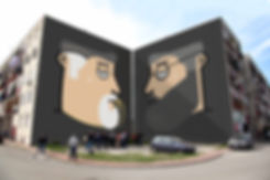 malammore, don pietro savastano, graffiti, gomorra, street art