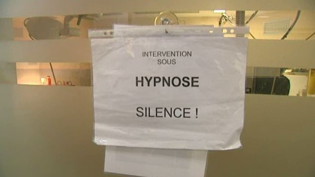 chirurgie, hypnose