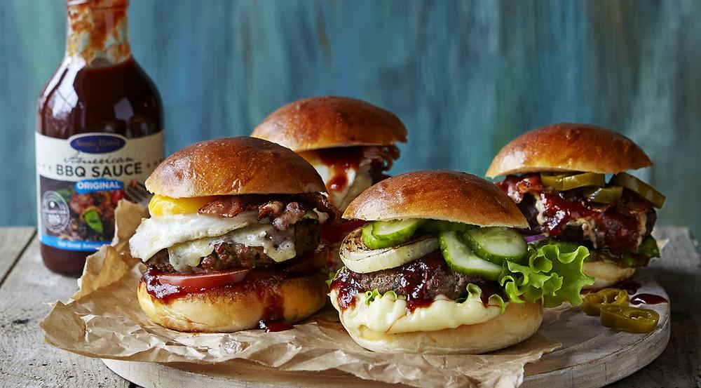 hamburger, junkfood, fastfood, dépression