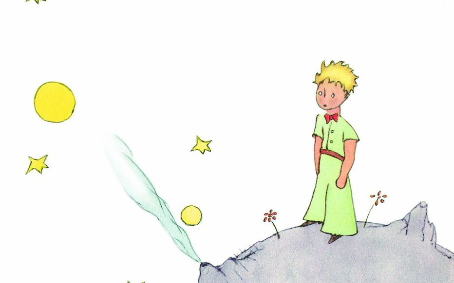 étoile, petit prince, planète
