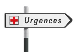 panneau, hypnose, urgence