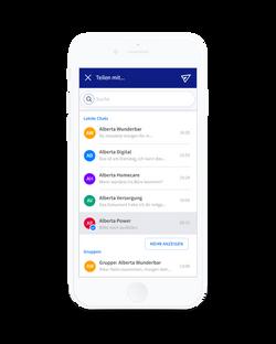 Alberta App - Chat