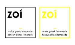 ZOI - make greek lemonade