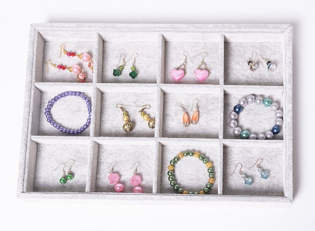 Stunning and Secure Jewellery Storage