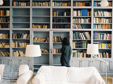 Building Your Custom Bookshelf