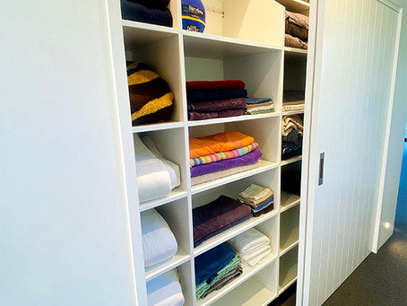 Love the Look of Your Linen Closet