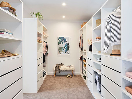 How To Turn A Room Into A Wardrobe
