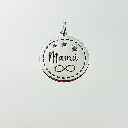 Mamá (mom) pendant