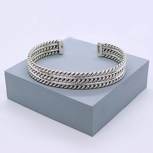 5 lines men's bracelet
