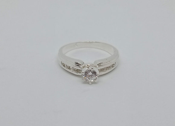 Solitaire ring #5.5
