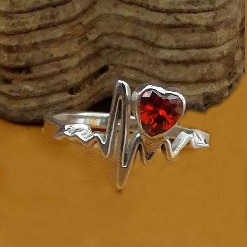 Electrocardiogram ring #7