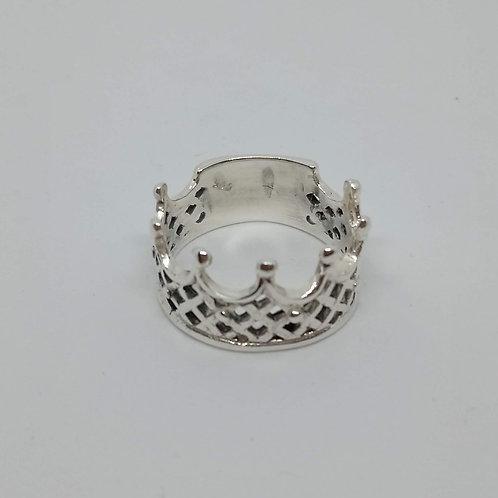 Crown ring #11.5
