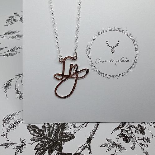 Name necklace | Liz